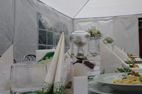 dekoracje na przyjęcie komunijne w domu