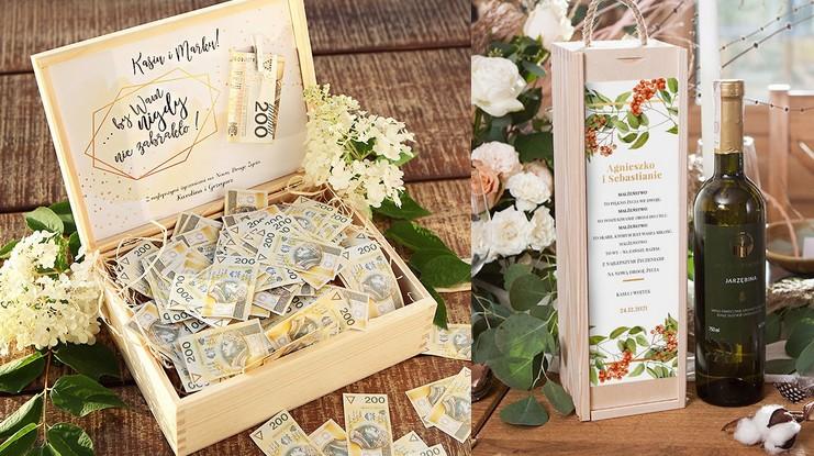 prezenty ślubne prezenty dla nowożeńców