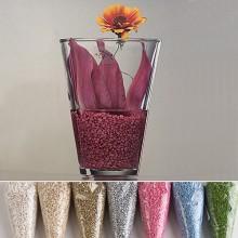 KAMYKI dekoracyjne do wazonów i świeczników KOLORY