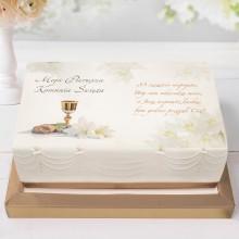 OPŁATEK uniwersalny na tort Lilie 21x30cm (8)