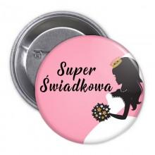 PRZYPINKA Super Świadkowa Bride (3)