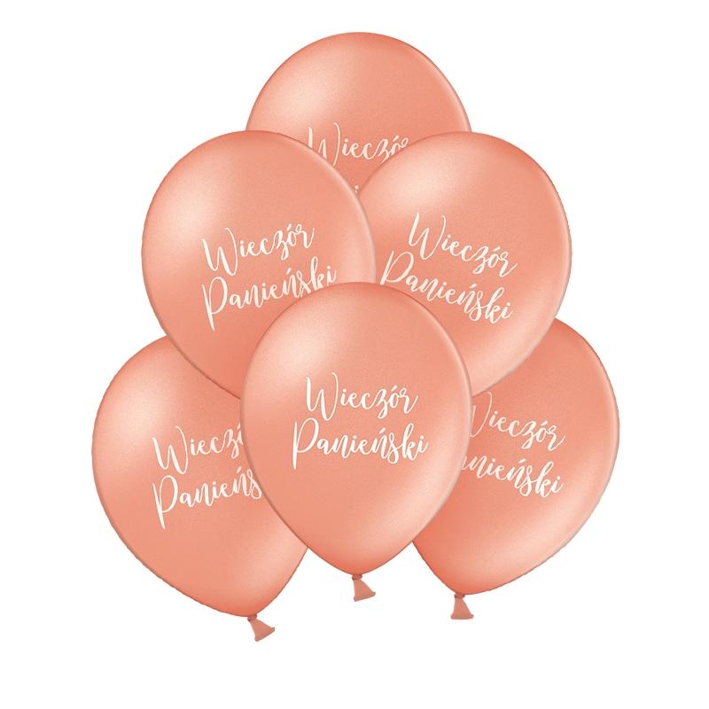 balony na panieński