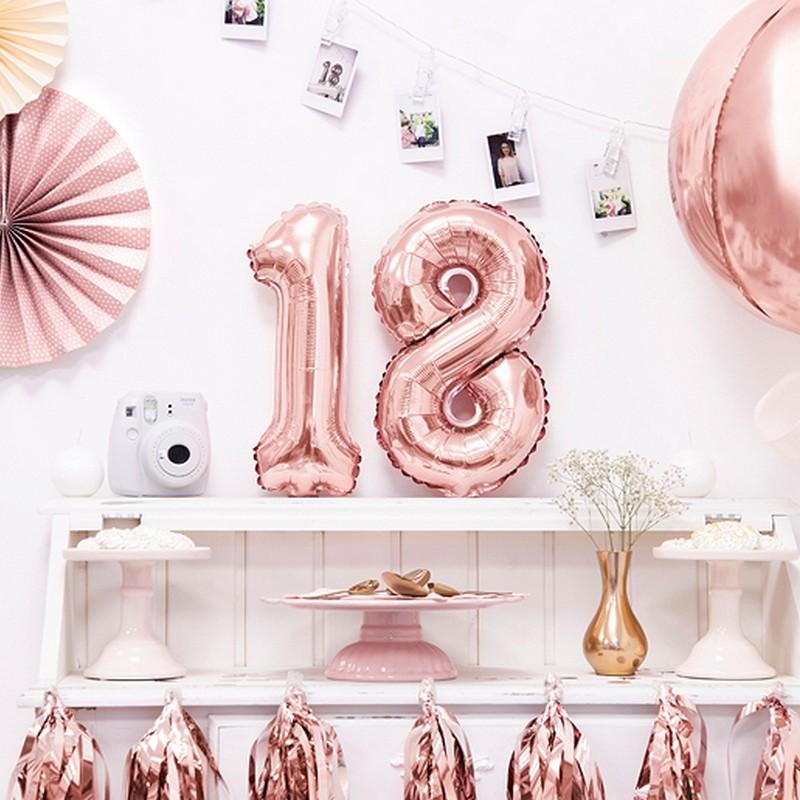 balony na 18 i inne urodziny