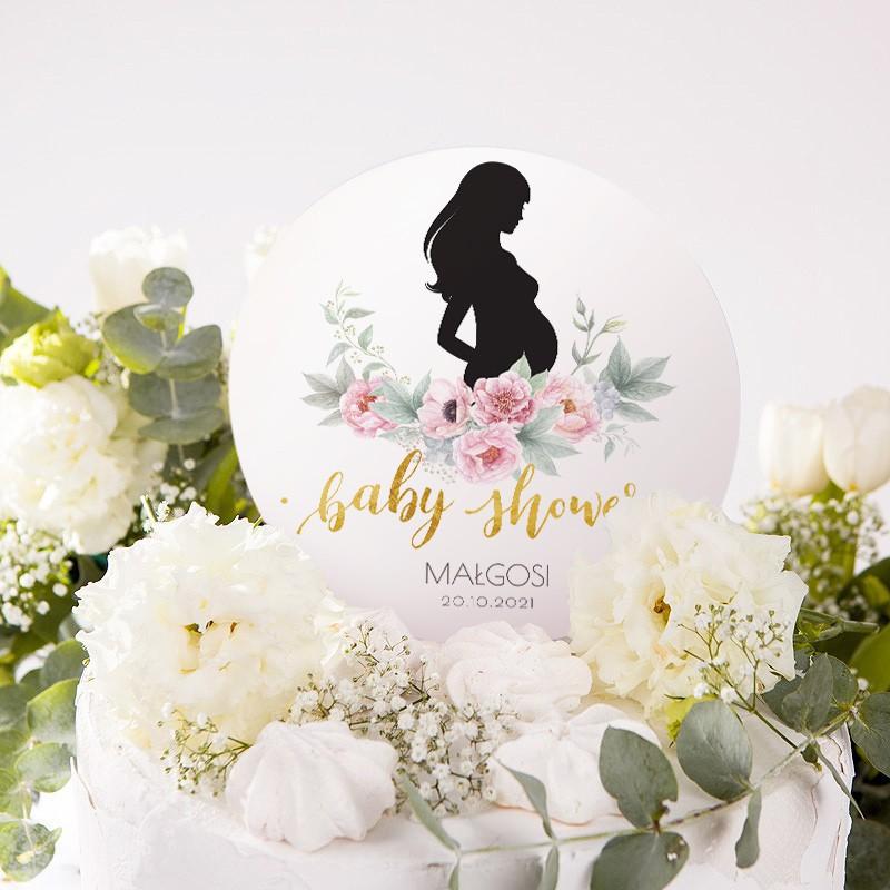 Kolekcja Zapach Piwonii na Baby Shower