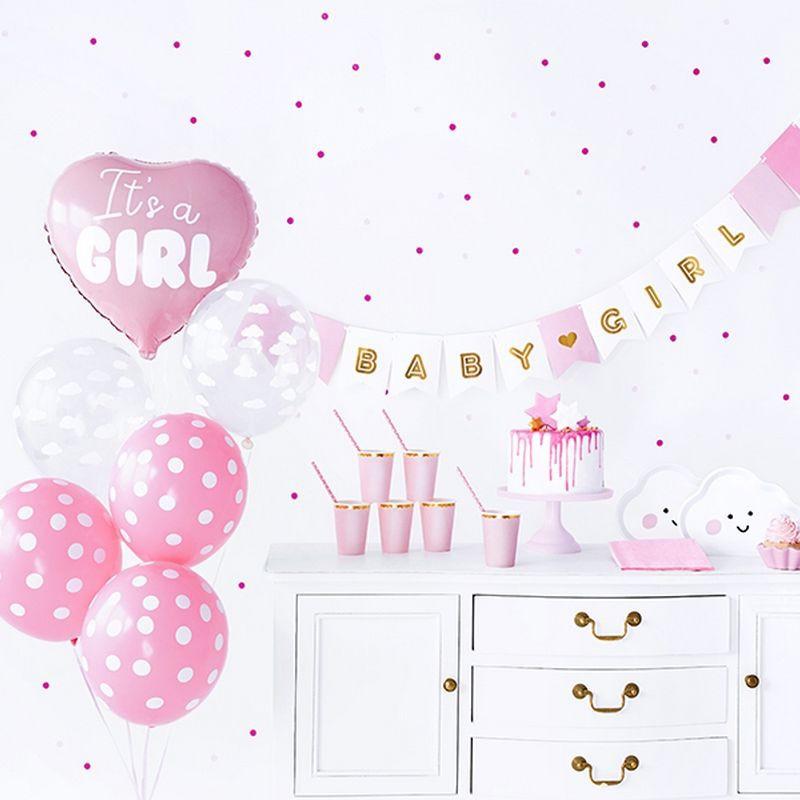 Zestaw balonów na Baby Shower