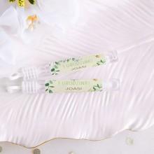 BAŃKI mydlane z personalizacją na Roczek Leśne Zwierzątka